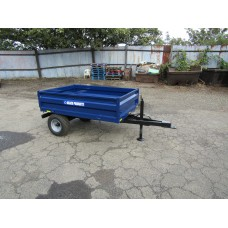 TG Series  Tipping Trailer