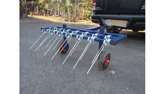 4ft Spring Tine Scarifier (T.G Series)