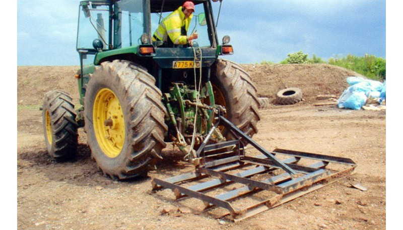 Ft land leveler from beaco products