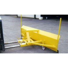 Off-Road Snow Plough - 2.1mtr Wide