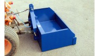 Tipping Transport Box - 4ft (1.22 Mtr) Wide