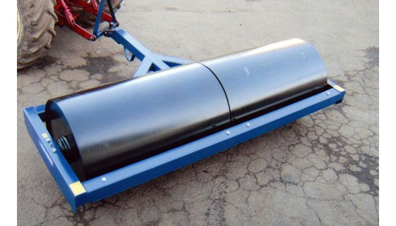 "Twin Drum Land Roller 8ft Wide (2.44 mtr) x 30"" Dia Drum (762mm)"