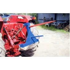 Small Holder Rear Bale Spike