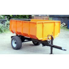 Tipping Dump Trailer - 1500kgs